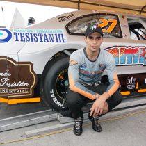 Satisface a Max González desempeño de Force México Racing en arranque de Nascar Peak México