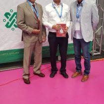 Pedro Fernández presentó segunda edición de su libro sobre deporte