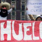 Las huelgas de la UAM y Chapingo; ¿Quién está detrás de ellas?