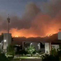 Evacuan a vecinos por incendio en Jalisco