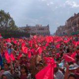 AMLO nos acusa sin pruebas: antorchistas michoacanos