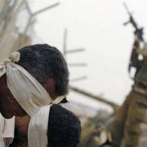 Ejército israelí dispara a un adolescente palestino esposado