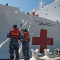 EU enviará buque hospital a Venezuela para brindar ayuda humanitaria