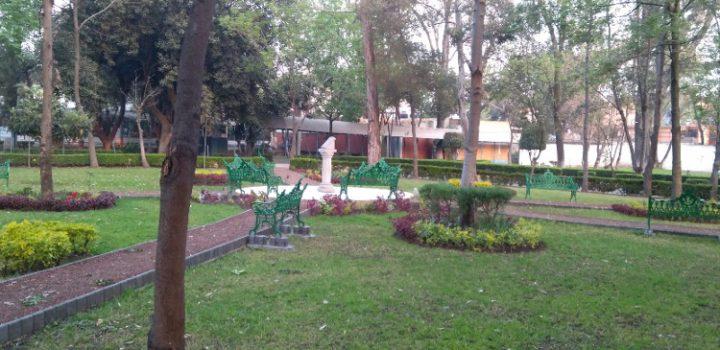 Cierran parques públicos por contingencia ambiental