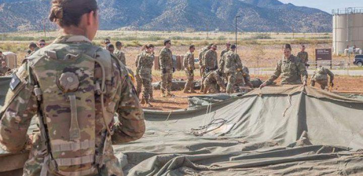 Ejército de EU instalaría carpas para migrantes en frontera