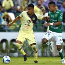 América por la ventaja ante León en ida de semifinales