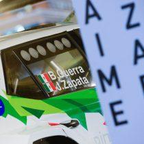Benito Guerra comienza noveno el Rally de Portugal