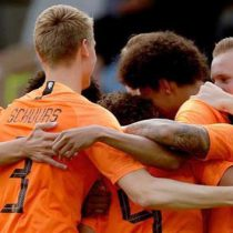 Golea Holanda Sub 21 al Tri Sub 22