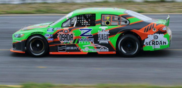 Regresa el Z Motors a la acción en Nascar México