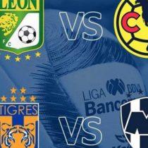 Así quedaron las semifinales del Clausura 2019