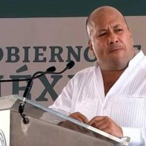 Abuchean a Gobernador de Jalisco en acto de AMLO