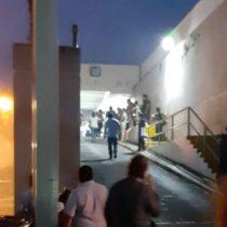 Se incendia Hospital del IMSS en Mazatlán