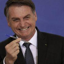 Presidente brasileño propone inmunidad para quien mate a ladrones