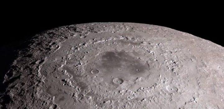 La Luna tiene sismos y se está achicando