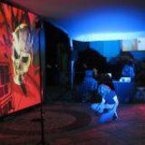 Llenan artistas tlaxcaltecas La Colmena con propuestas digitales e innovadoras