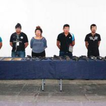 Caen seis vinculados a agresión de marinos en Puebla