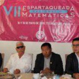 Realizará Federación Estudiantil VII Espartaqueada de Matemáticas