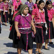 Mujeres indígenas asumen identidad de género y étnicas