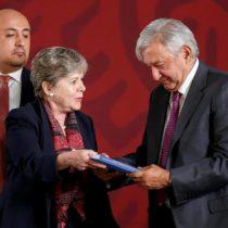 Presentan a presidente López Obrador plan para frenar fenómeno migratorio