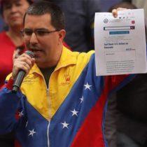 Venezuela exige a EU proteger su embajada en Washington