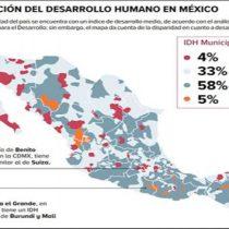 En México 'Se vive como en Suiza y también como en Mali'