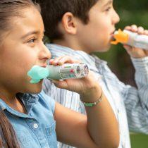 Personas con asma y EPOC en riesgo por contaminación atmosférica