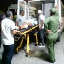 Pierde el control de auto en Malecón de La Habana, mata a 3 y lesiona a 30