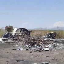 Accidente de avión en Coahuila deja 13 muertos