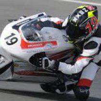 Adolfo Delgado quiere título nacional de Motos