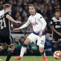 Ultimo finalista para la Champions League, saldrá este miércoles entre Ajax y Tottenham