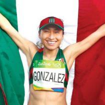 Adiós a la carrera de Lupita González por dopaje