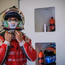 Arranca Rojas con buen ritmo en Monza