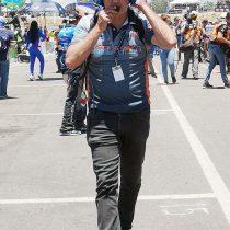 Es Pepe González el encargado de la ingeniería en Force México Racing