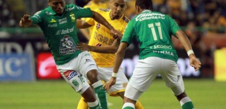 Tigres por la ventaja ante León en la ida de la final del Clausura 2019