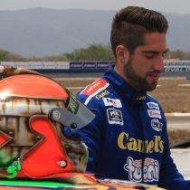 Rubén García a la cabeza del campeonato de Nascar Peak