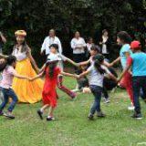 Más de 52 mil asistentes han disfrutado en Los Pinos de los derechos culturales de niñas, niños y adolescentes