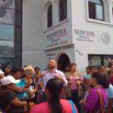 Veracruzanos levantan la voz ante irregularidades en programas de becas
