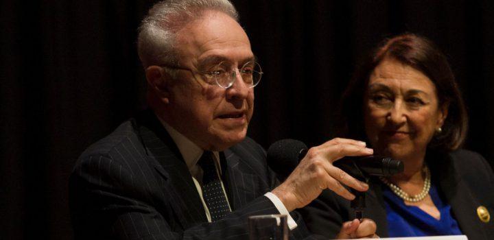 Senado y Doctrina Estrada