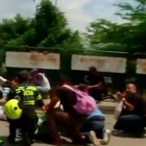 Tiroteo en frontera Venezuela-Colombia deja un herido