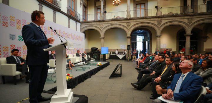 Ampliar el trabajo formal es un reto compartido de gobierno, trabajadores y empresa: Jesús Padilla Zenteno