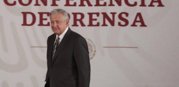 Aeropuerto de Santa Lucía molesta mucho a los corruptos, afirma López Obrador
