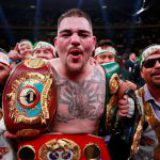 Andy Ruiz, el primer campeón mexicano de peso completo