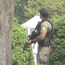 Arrojan paquete frente a la Casa Blanca; hay un detenido