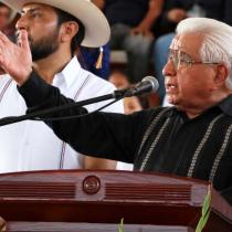 Gobierno de AMLO no hace nada para combatir la pobreza y desigualdad: Aquiles Córdova, líder antorchista