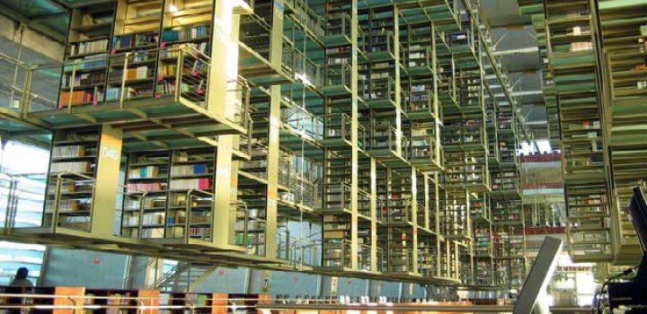 Biblioteca Vasconcelos cierra instalaciones hasta nuevo aviso