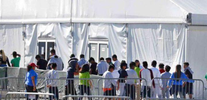 EU cancela clases, ayuda legal y juegos para niños migrantes