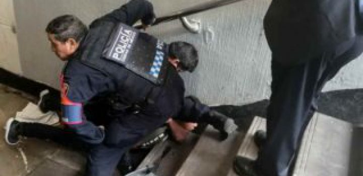 Más de 50 detenidos en el Metro en las últimas 48 horas