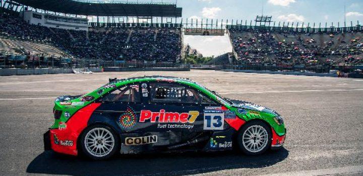 Jorge Colín se mantiene tercero en los Super Turismo