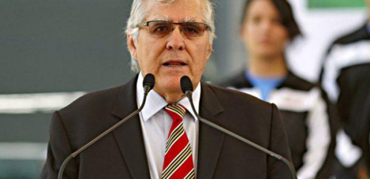 Nelson Vargas, expulsado de la Federación Mexicana de Natación