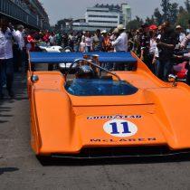 Ya viene el IX Gran Premio Histórico al Autódromo Hermanos Rodríguez